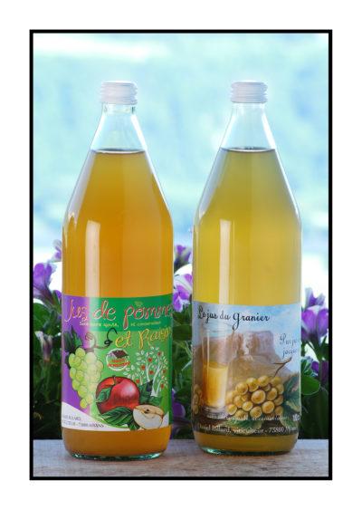 jus de raisin-Saveurs de nos fermes-Magasin de producteurs Saveurs de nos fermes -Albertville-Gilly Sur Isère-savoie- vente directe- agriculteur-produits locaux-