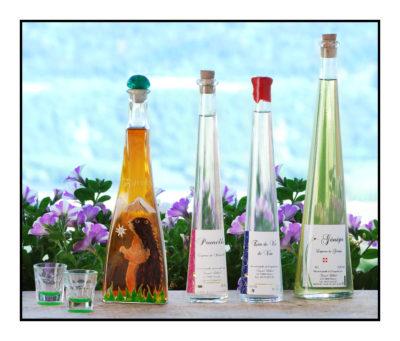liqueurs-Saveurs de nos fermes-Magasin de producteurs Saveurs de nos fermes -Albertville-Gilly Sur Isère-savoie- vente directe- agriculteur-produits locaux-