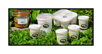 yaourts de brebis-Saveurs de nos fermes-Magasin de producteurs Saveurs de nos fermes -Albertville-Gilly Sur Isère-savoie- vente directe- agriculteur-produits locaux-