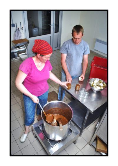 confitures-Saveurs de nos fermes-Magasin de producteurs Saveurs de nos fermes -Albertville-Gilly Sur Isère-savoie- vente directe- agriculteur-produits locaux-