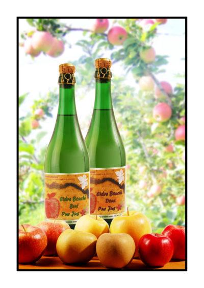 cidre bio- Pommes bio- locales- arboriculteur- ferme-magasin de producteurs - Gilly sur Isère / Albertville- savoie - terroir