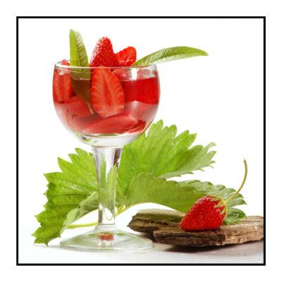 fraise et menthe- Pommes bio- locales- arboriculteur- ferme-magasin de producteurs - Gilly sur Isère / Albertville- savoie - terroir