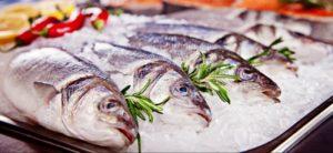 La poissonnerie de Saveurs de Nos Fermes